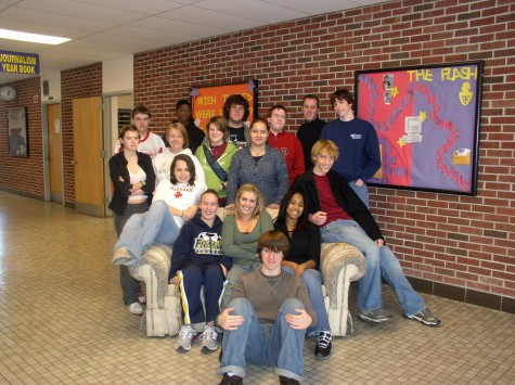 The Flash Staff 2005-2006