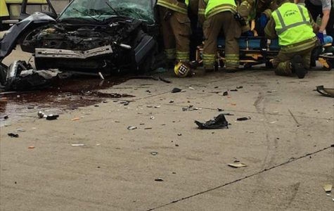 Drunk Driver Hits Close To Home