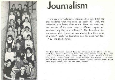 1960 Newspaper