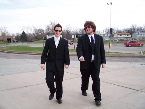 Editors-in-Chief 2007 Kyle Snarski and Aaron Hamel