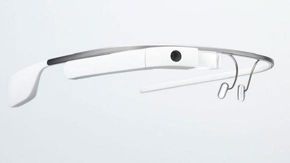 Google Glass. Credit: Google