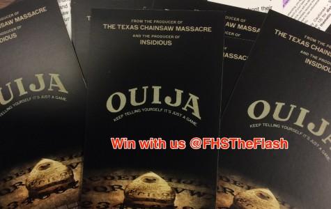 Movie Screening for OUIJA on us