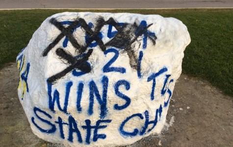 Boys' Soccer wins against Bloomfield Hills