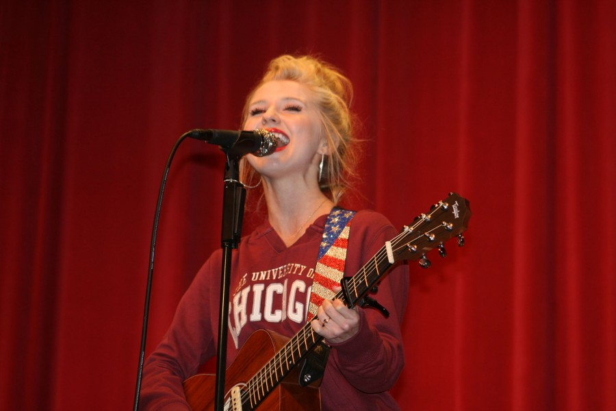 Tiffany Houghton comes to Fraser