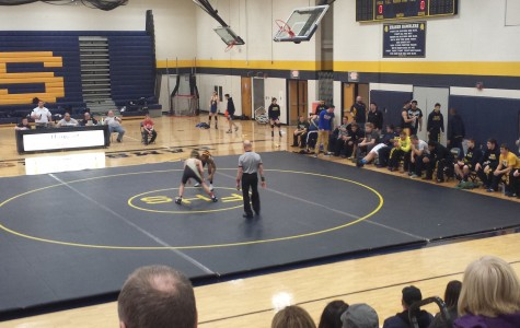 Fraser Wrestling Repeats as MAC Blue Champs