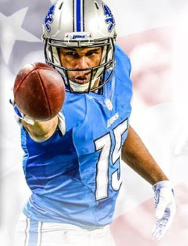 Golden Tate: A golden career on and off the field