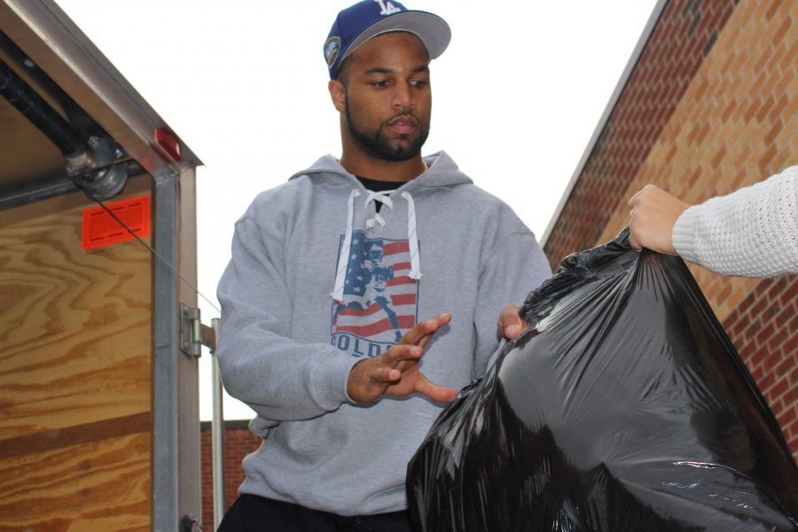 Golden Tate Racks Up A Lot of Coats