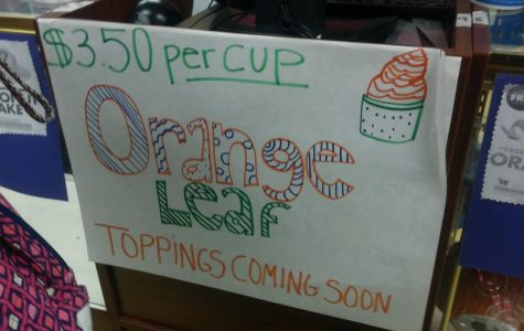 Orange Leaf Craze