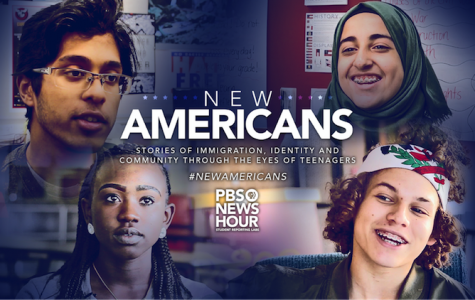 Fraser High School Broadcasters take part in a nation wide project with PBS