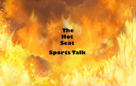 The Hot Seat Sports Talk. Guest Starring x2 BIG Ten Champion Darien Harris