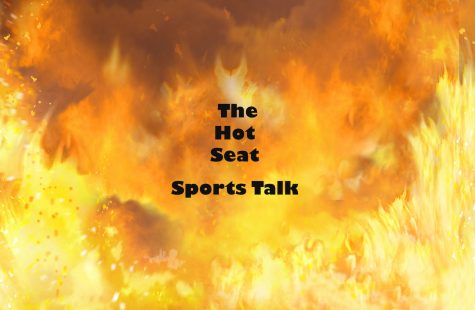 The Hot Seat Sports Talk. Guest Starring Fraser Superintendent Dr Richards