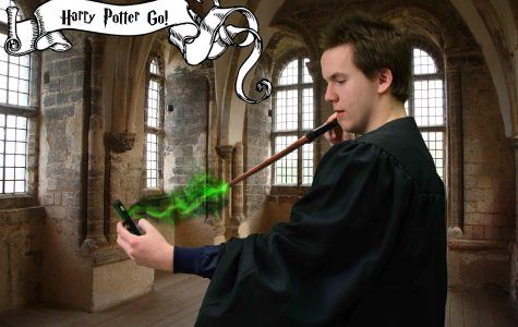 Harry Potter GO!