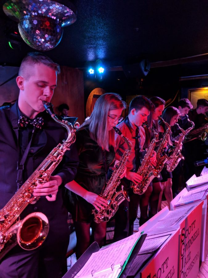 Jazz at Cliff Bell's
