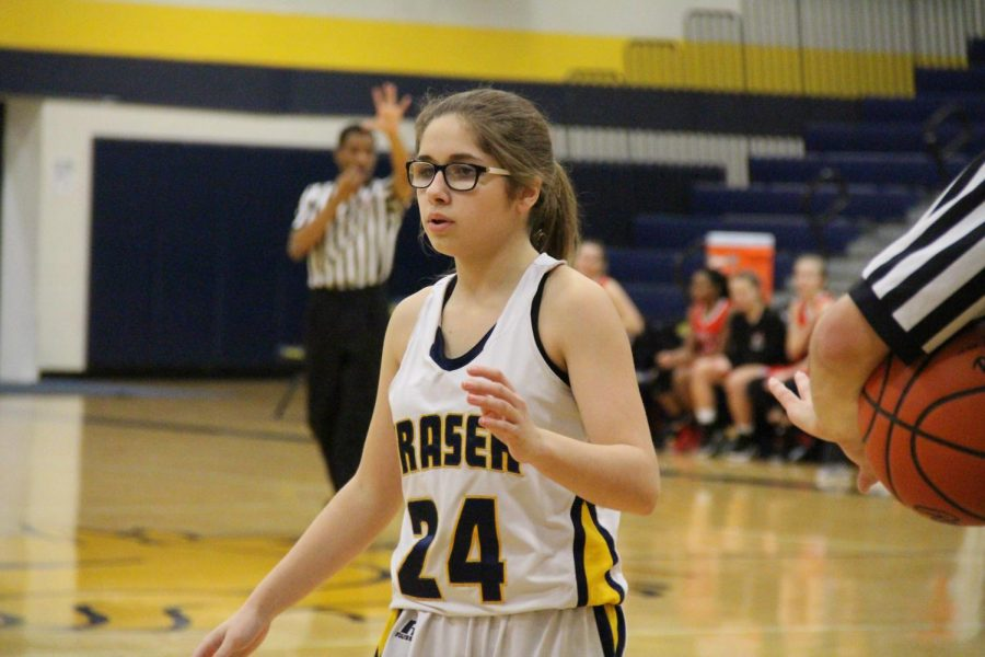 Rambler Basketball - Ladies top their division