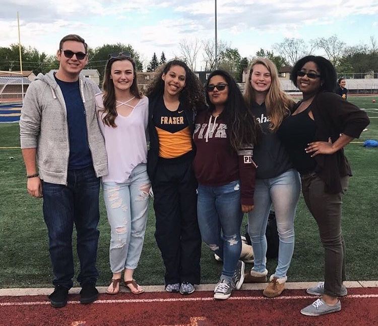 Diversity+in+Fraser+High+School