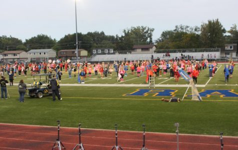 Fraser marching band wins First Division for the eighteenth year running