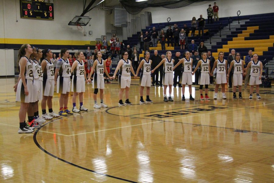 The Ramblers Night Of Basketball