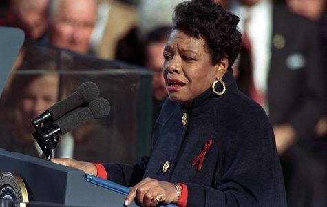 Maya Angelou reciting her poem
