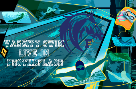 Girls Varsity Swimming MAC Blue Division Meet