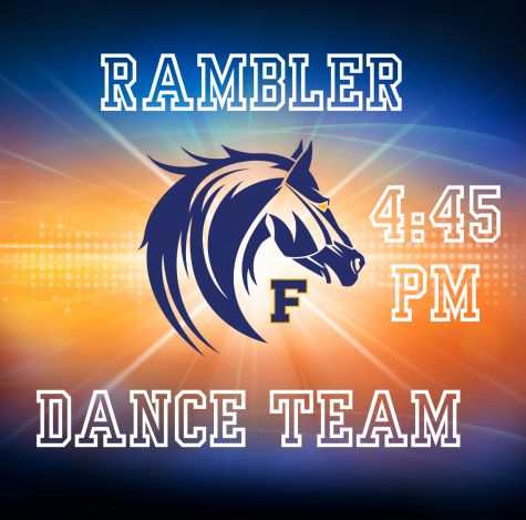 Rambler Dance Team Special Performance 2-17-21