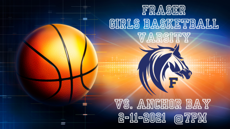 Girls Varsity Basketball Live 2-11-21 7PM