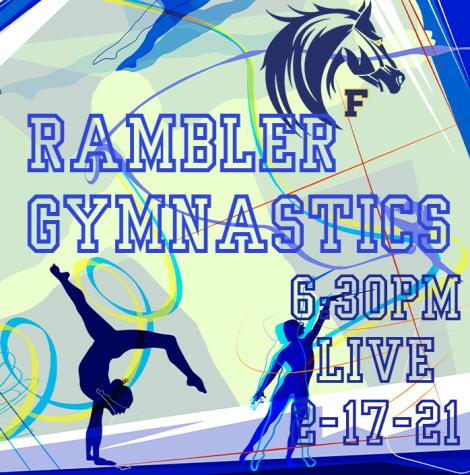 Varsity Gymnastics Live 6:30PM 2-17-21