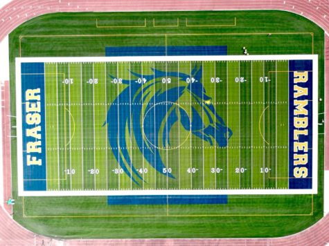 Varsity Football vs. Holly 8-26-21