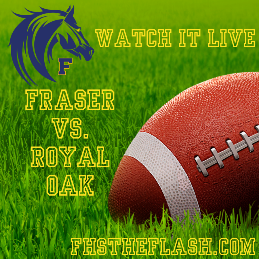 Varsity Football vs. Royal Oak 10-22-22 7PM